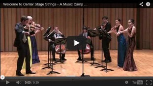 Welcome to Center Stage Strings Video