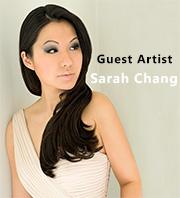 Sarah Chang Guest Artist