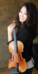 Simone Porter Center Stage Strings Guest Artist