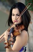 Danielle Belen Center Stage Strings
